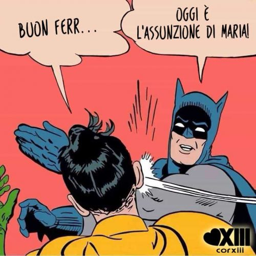 batman ferragosto