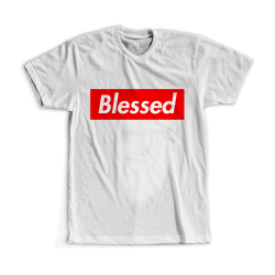 """T-shirt """"Blessed"""""""