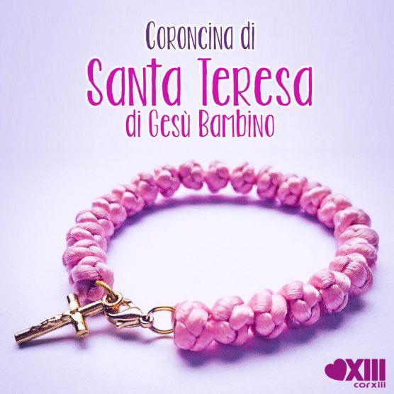 Coroncina di Santa Teresa di Gesù Bambino