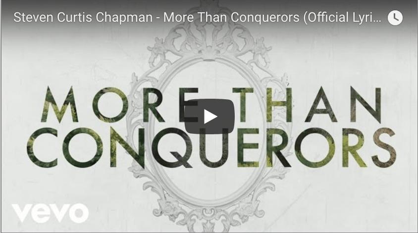 More than conquerors steven curtis traduzione