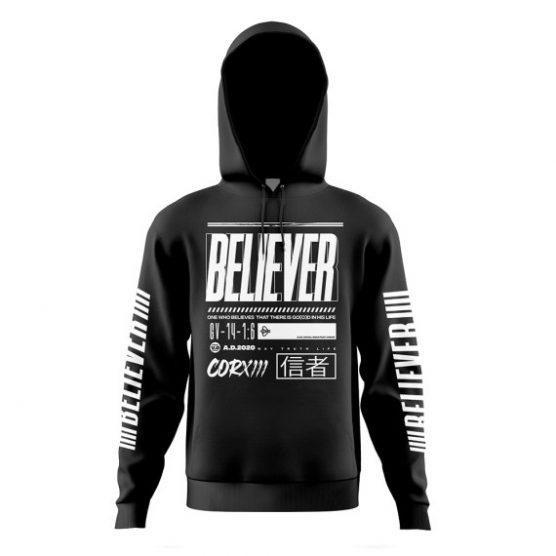 Felpa Believer
