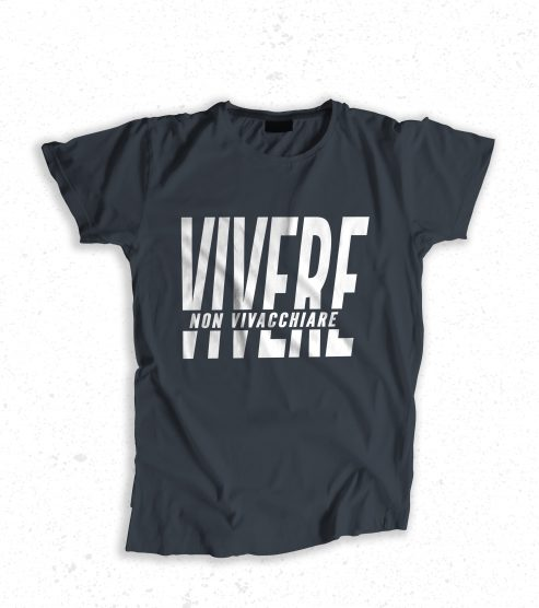 VIVERE NON VIVACCHIARE – APE edition