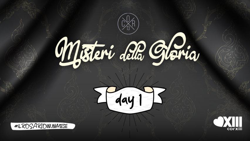 Misteri della gloria - Meditazione giovani